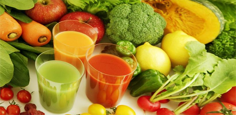 Овощи надо пить